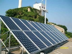 China Solar Power System  3000w