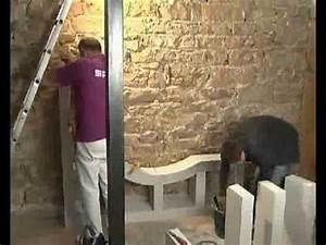 realiser un meuble design youtube With enduit interieur beton cellulaire