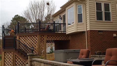 richmond decks deck builders decking installation