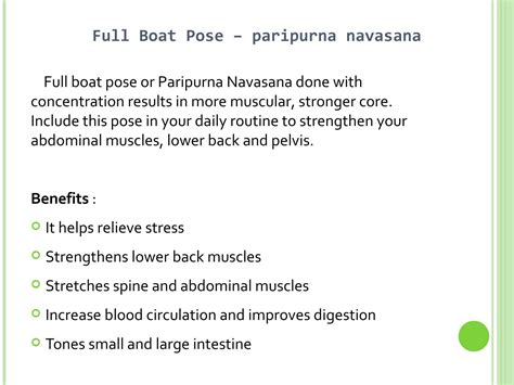 Boat Pose Precautions by Boat Pose Health Benefits By Smith Issuu