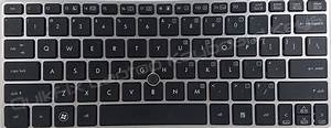 Hp Elitebook 2570p Replacement Laptop Keyboard Keys