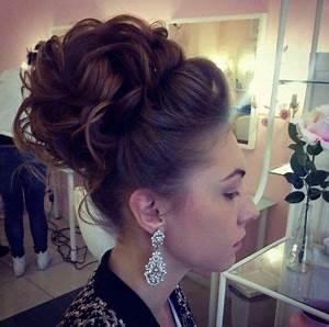Chignon Demoiselle D Honneur Mariage : chignon haut mariage fille d 39 honneur recherche google coiffure des filles pinterest ~ Melissatoandfro.com Idées de Décoration