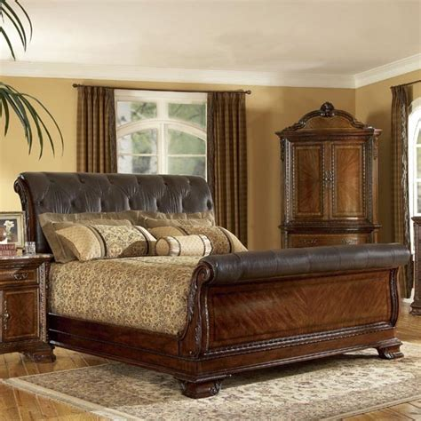 Alisdair Sleigh Bed by King Sleigh Bed King Size Sleigh Bed And Mattress