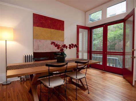 Room With Patio by Patio Doors Hgtv