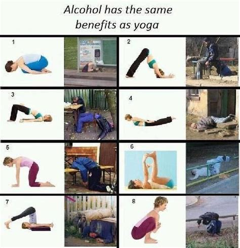 Drunk Yoga Meme - yoga meme quotes