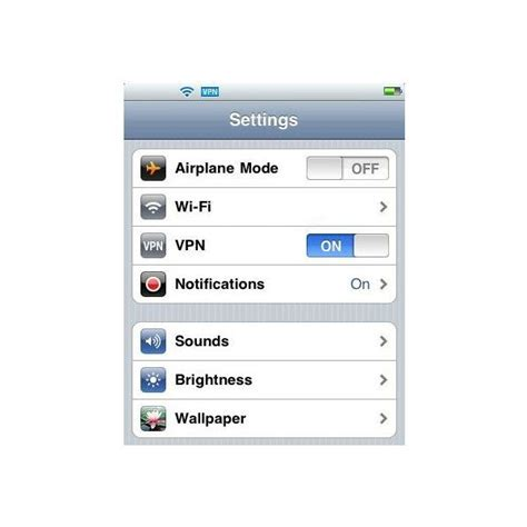 vpn on iphone how to setup iphone vpn server
