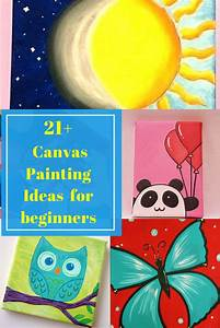 Easy, Canvas, Painting, Ideas, For, Beginners, Tips, U0026, Tricks
