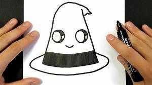 Dessin Facile Halloween : comment dessiner un chapeau de sorci re halloween tuto ~ Melissatoandfro.com Idées de Décoration