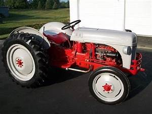 1950 Ford 8 N Tractor  I Never Owned A Tractor But This Is What We Had On The Farm When I Was A