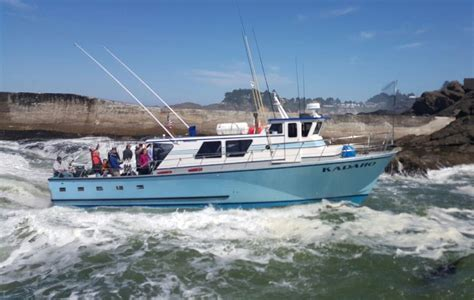 Delta Fishing Boats For Sale by Charter Fishing Oregon Coast