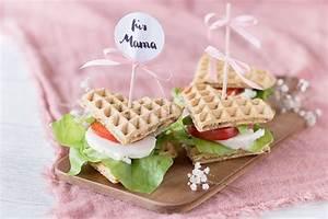 Muttertag Ideen Ausflug : herzhafte waffel sandwiches zum muttertag ars textura diy blog ~ Orissabook.com Haus und Dekorationen