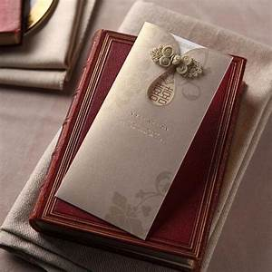 oriental wedding invitations promotion shop for With blank chinese wedding invitations