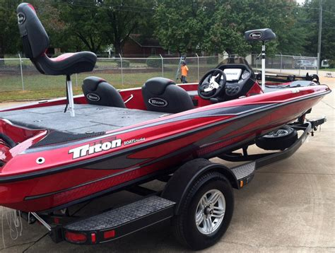 Triton Boats by Triton Boats 189 Trx Bass Boats New In Spindale Nc Us