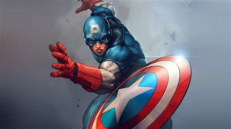 Captain America Animated Hd Wallpapers - captain america wallpapers background hd
