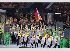 31st Olympic Games Opening Ceremony Held in Rio de Janeiro