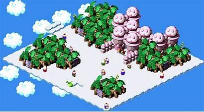 Land Nimbus Mario Rpg Super Floating Mariowiki