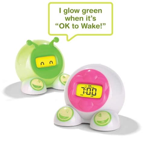 toddler alarm clock amazon com ok to wake children s alarm clock and nightlight home kitchen