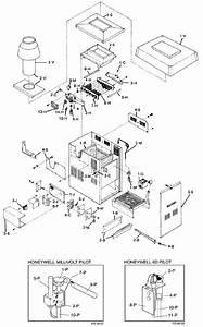 Raypak Gemini 181-401  1974-2  01  82  Parts