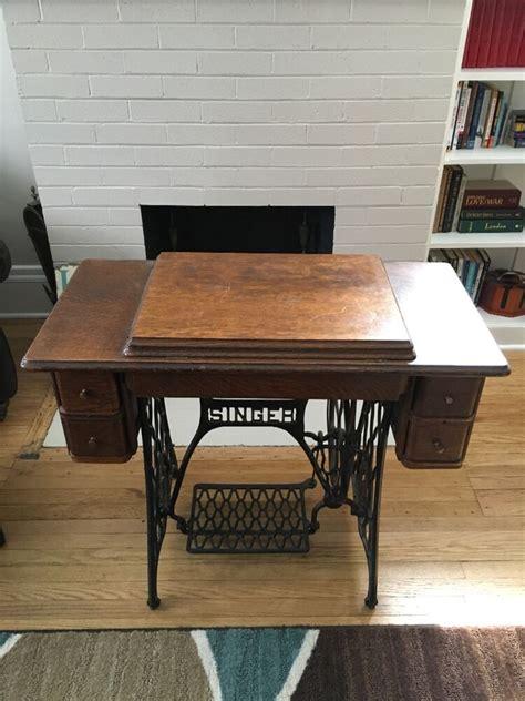 singer sewing machine cabinet ebay