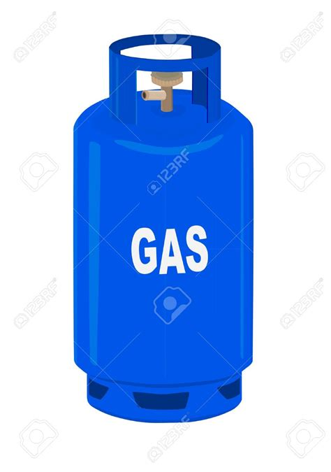 gas bottle clipart clipground