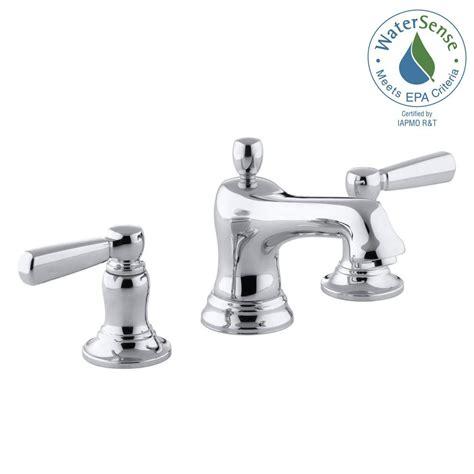 Kohler Bancroft Faucet by Kohler Bancroft 8 In Widespread 2 Handle Low Arc Bathroom