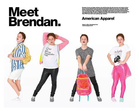 Youtuber Brendan Jordan Models Clothing Line For American