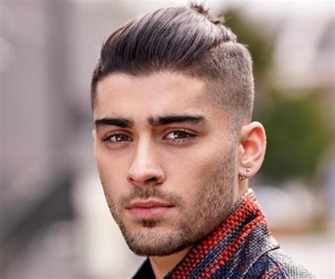 zayn malik haircut latest updated men s hairstyle swag