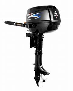 4hp Parsun Brushless Electric Outboard Motor