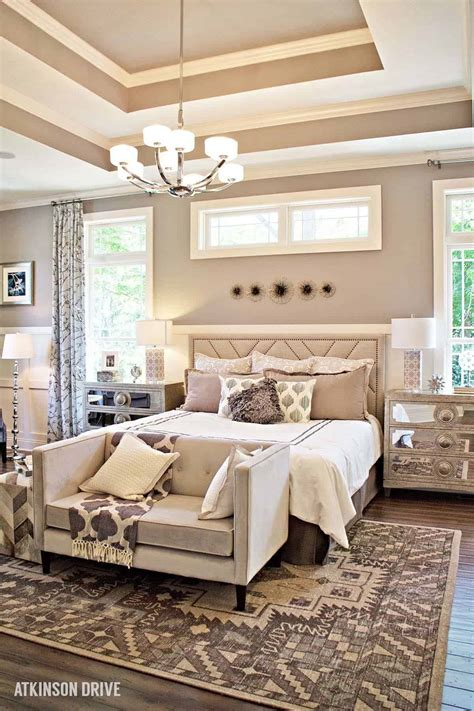 Bedroom Decorating Ideas Photo Gallery by 35 Spectacular Neutral Bedroom Schemes For Relaxation