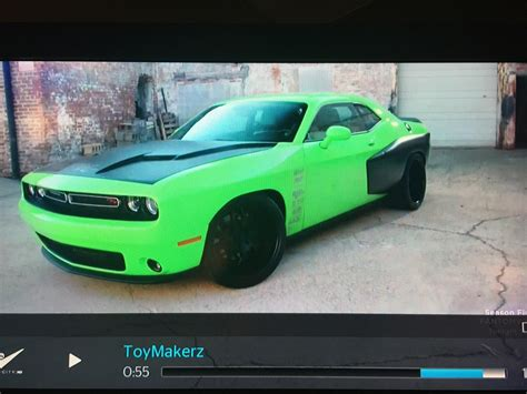 toymakerz collabo srt hellcat forum