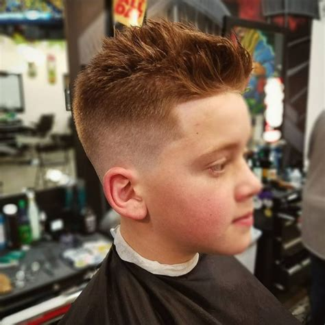 Boys Hairstyles For by 70 Popular Boy Haircuts Add Charm In 2019