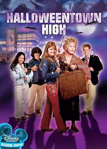 Halloweentown High Disney Movies