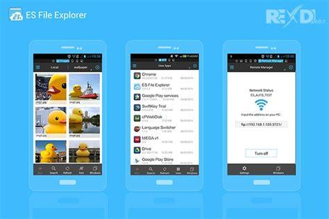 es file explorer file manager 4 1 8 5 apk mod for android