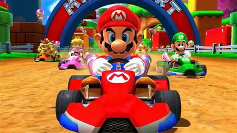 Super Mario Series Mario Kart Racing Wiki Fandom