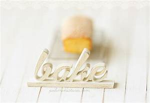 Dollhouse miniature wood letters bake for Miniature wooden letters