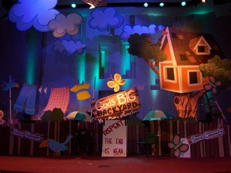 kids set design google search stage sets kids stage