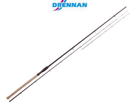 range canne a peche canne drennan range carpe feeder 10 integral p 234 che