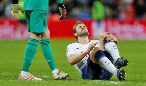 Harry Kane Injury Tottenham Star Worries Fans With
