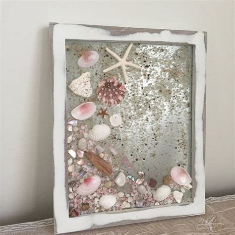 Seashell Bathroom Decor Ideas by 25 Unique Frame Ideas On Theme