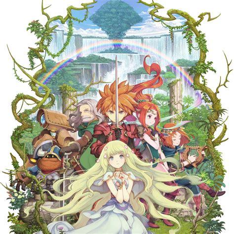 Adventures of Mana - IGN
