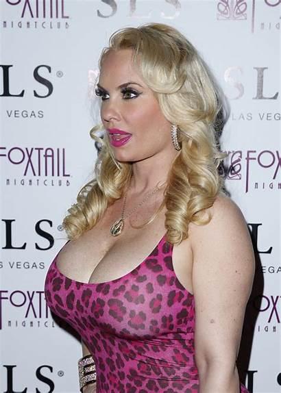 Coco Austin Nicole Vegas Las Birthday Cleavage