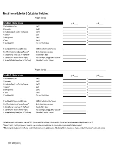 Printables Hud Rent Calculation Worksheet Lemonlilyfestival Worksheets Printables