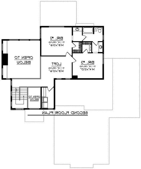 66118LL Ahmann Design Inc Basement plans Montana