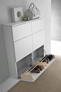 range chaussures pratique design et elegant With meuble hall d entree ikea 17 range chaussure angle