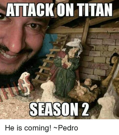 Attack On Titan Season 2 Memes - 25 best memes about attack on titan season 2 attack on titan season 2 memes