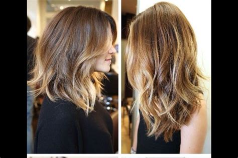 Medium+length+ombre+hair+tumblr
