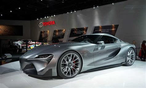 2018 Toyota Supra Release Date, Price, Top Speed, 0-60, Specs