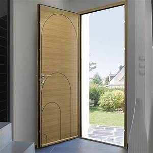 porte dentree design porte dentree design sur mesure With porte d entrée k par k