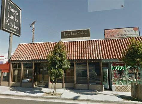 Italy's Little Kitchen, Los Angeles  Westside  Menu. The Block Kitchen Room Reveal. Kitchen Lighting Ideas Over Table. Vintage Kitchen Restaurant Norfolk Va. Kitchen Island Reclaimed Wood