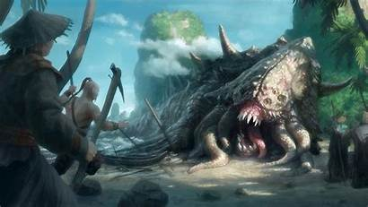 Fantasy Creature Conan Wallpapers Age Background Backgrounds